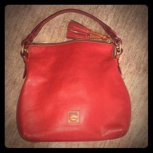 Dooney Bourke Red Handbag